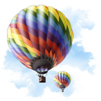 travel Baloon
